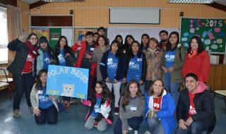 •El campamento es una oportunidad para perfeccionar el nivel del inglés de los alumnos de primero a tercero medio