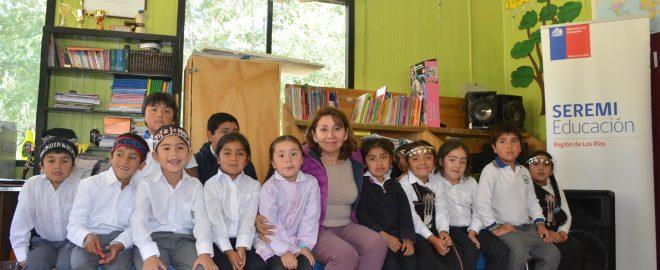 Foto archivo inicio año escolar