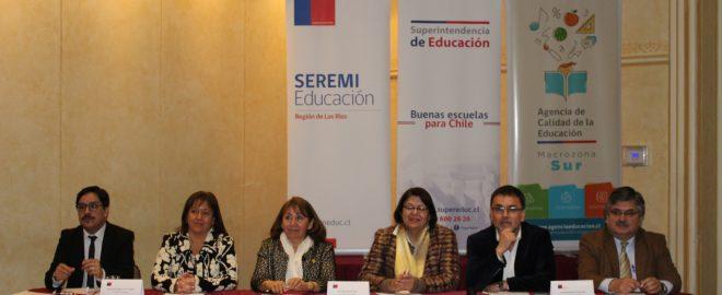 •El objetivo de la iniciativa es acompañar y orientar el esfuerzo de todos los colegios para que trabajen por la calidad de la educación.