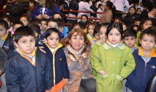 •La representante del Mineduc deseó para todos los alumnos de la región un exitoso segundo semestre escolar