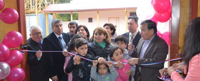 •Recursos corresponden a la política de Fortalecimiento de la Educación Pública con el propósito de que niños y niñas puedan desarrollarse en ambientes seguros e inclusivos.