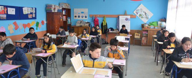 Ambos niveles educativos tendrán que rendir la prueba de Lenguaje y comunicación en comprensión lectora.